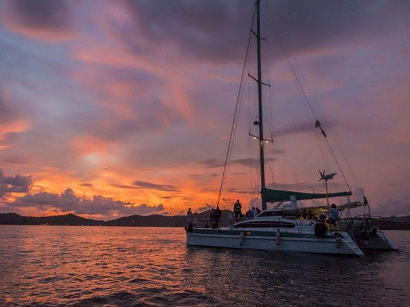 Langkawi Sunset Cruise And Dining Experience Malaysia