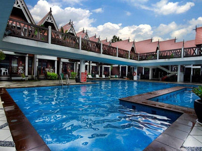 swimming pool paya beach resort