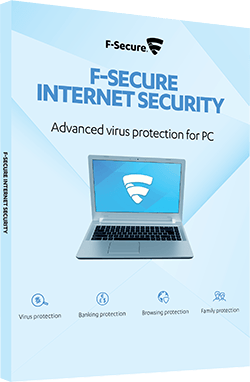 F-SECURE INTERNET SECURITY - Advanced protection for PC