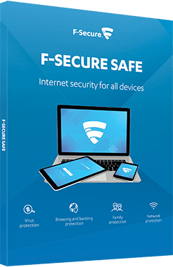 F-Secure SAFE - RENEWAL