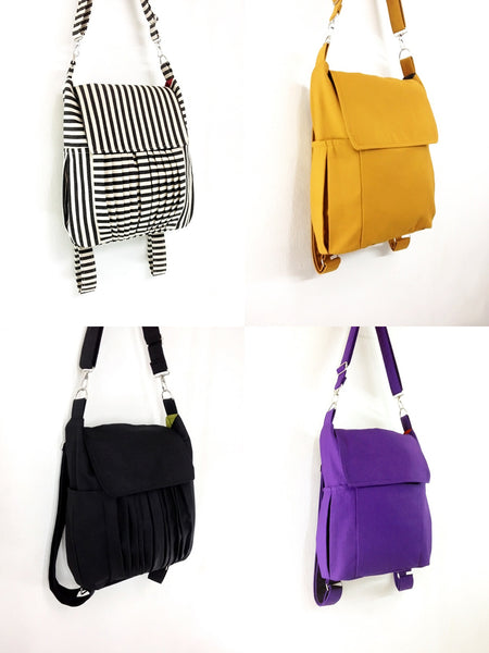 Canvas Bags: Backpacks