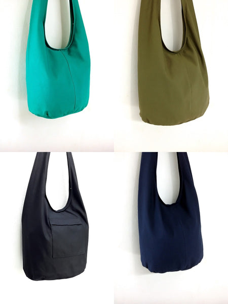Canvas Bags: Crossbody Bags
