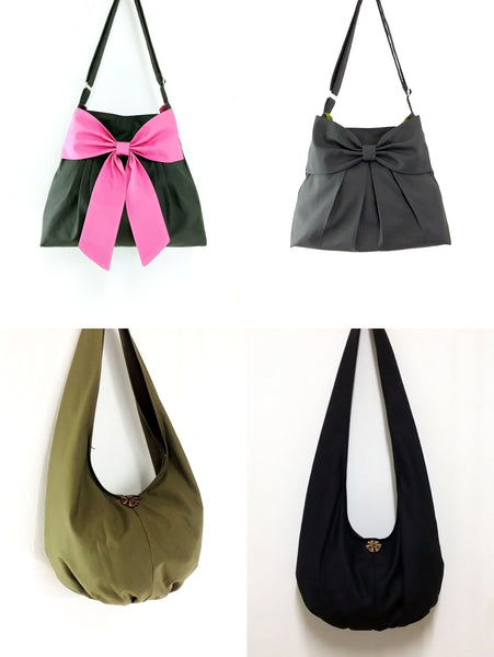 Canvas Bags: Tote & Shoulder Bags