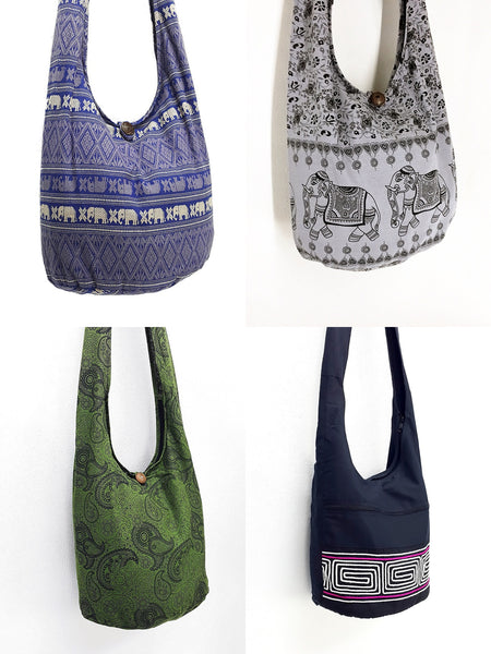 Cotton Bags: Crossbody Bags