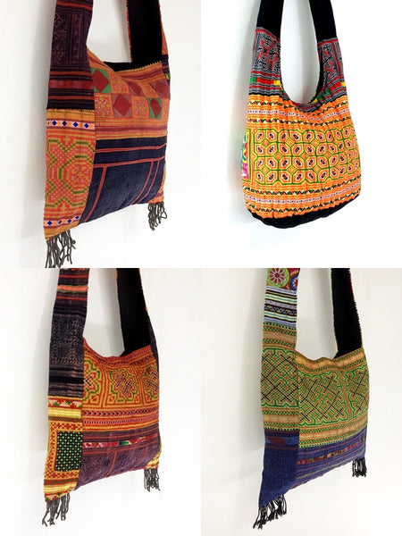 Hill Tribe Bags: Crossbody Bags