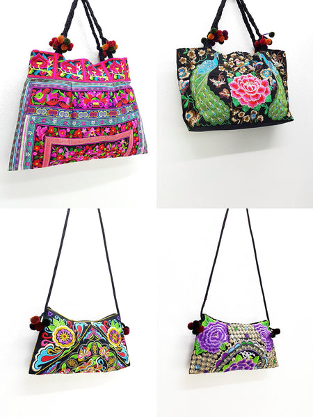 Hill Tribe Bags: Tote & Shoulder Bags