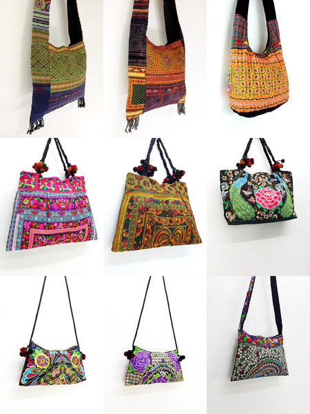 Hill Tribe Bags
