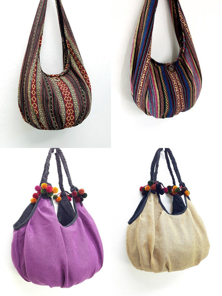Woven Bags: Tote & Shoulder Bags