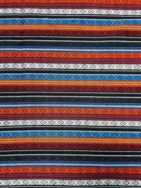 Woven Fabric Hmong Fabric Tribal Fabric Native Fabric by the yard Ethnic fabric Aztec fabric Craft Supplies Cotton Textile 1/2 yard (FF12)
