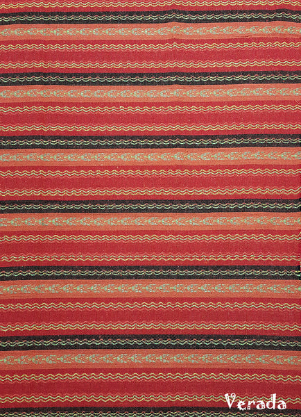 Thai Woven Cotton Tribal Fabric Textile 1/2 yard (WF131), VeradaCraft, HaremPantsThai