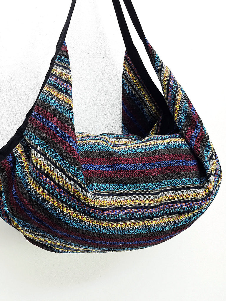 Woven Bag Backpack Hippie bag Hobo bag Boho bag Shoulder bag Tote Handbags Travel Bag Crossbody Bag Tribal bag Gypsy School Bag