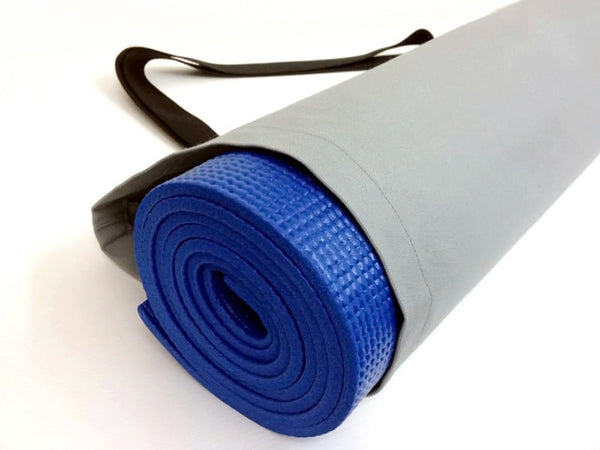 Thai Handmade Woven Yoga Mat Bag Sports Bags Pilates Mat Bag  WITH Solid Color, VeradaShop, HaremPantsThai