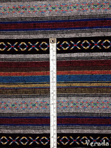 Thai Woven Cotton Tribal Fabric Textile 1/2 yard (WF14), VeradaCraft, HaremPantsThai