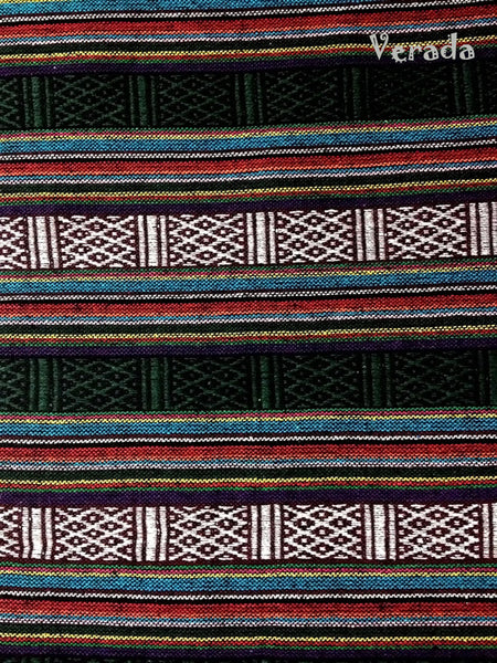 Thai Woven Cotton Tribal Fabric Textile 1/2 yard (WF15), VeradaCraft, HaremPantsThai