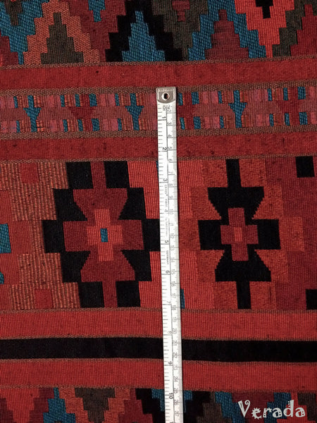 Thai Woven Cotton Tribal Fabric Textile 1/2 yard (WF25), VeradaCraft, HaremPantsThai