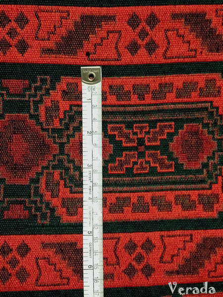 Thai Woven Cotton Tribal Fabric Textile 1/2 yard (WF27), VeradaCraft, HaremPantsThai