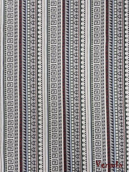 Thai Tribal Native Woven Fabric Cotton Textile 1/2 yard (WF81), VeradaCraft, HaremPantsThai