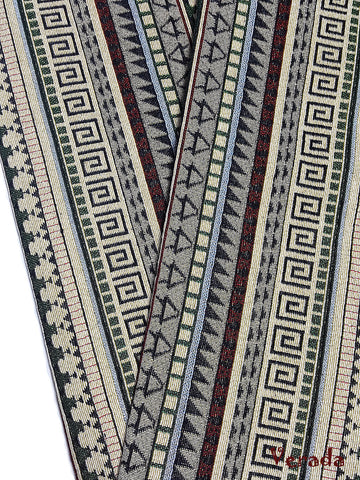 thai woven fabric tribal fabric native cotton fabric by the yard ethnic fabric aztec fabric craft supplies woven textile 1 2 yard wf81