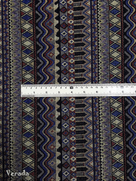 Thai Tribal Native Woven Fabric Textile 1/2 yard (WF102), VeradaCraft, HaremPantsThai