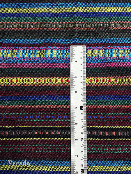 Thai Woven Cotton Tribal Fabric Textile 1/2 yard (WF112), VeradaCraft, HaremPantsThai