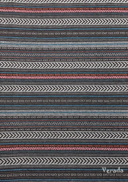 Thai Woven Cotton Tribal Fabric Textile 1/2 yard (WF121), VeradaCraft, HaremPantsThai
