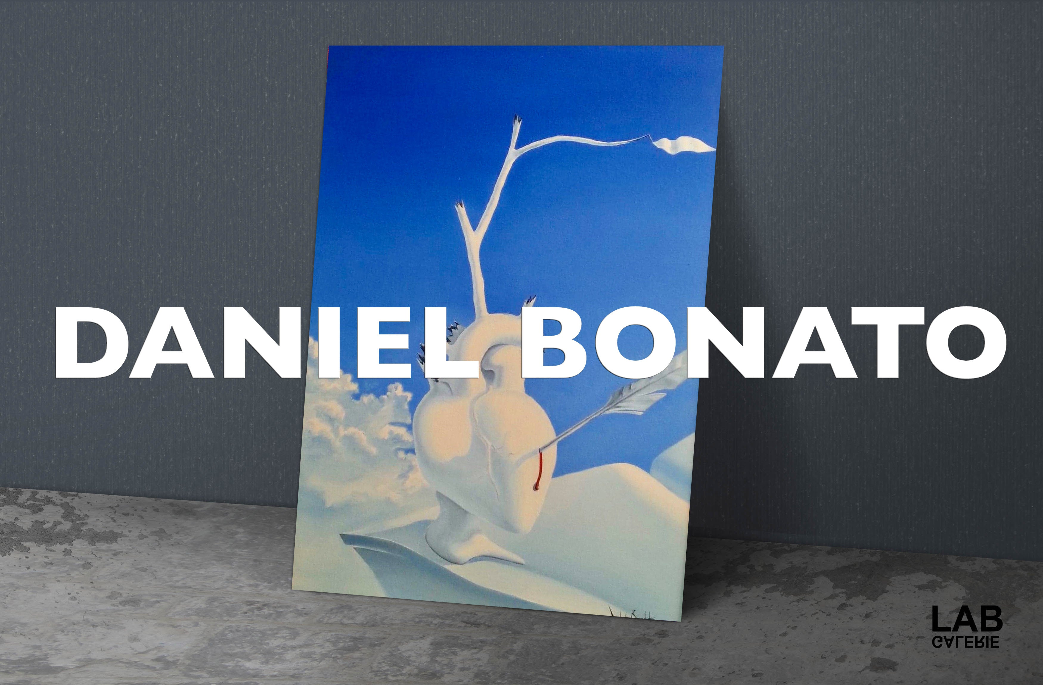 DANIEL BONATO - ART -FOR- SALE- ORIGINAL - LAB - GALERIE - ART - GALLERY