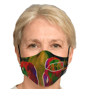 Masque de Protection LAB - Protective Face Mask - Nuno - Live Art Business - LAB