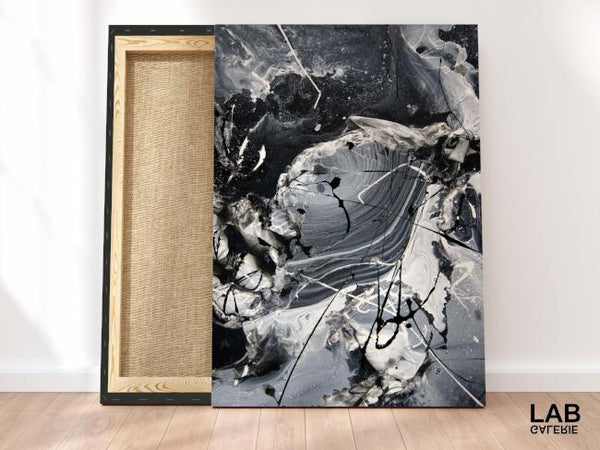Luc Langlois - Alphaoneun - Impressions sur Toile - Canvas Prints - Live Art Business - LAB