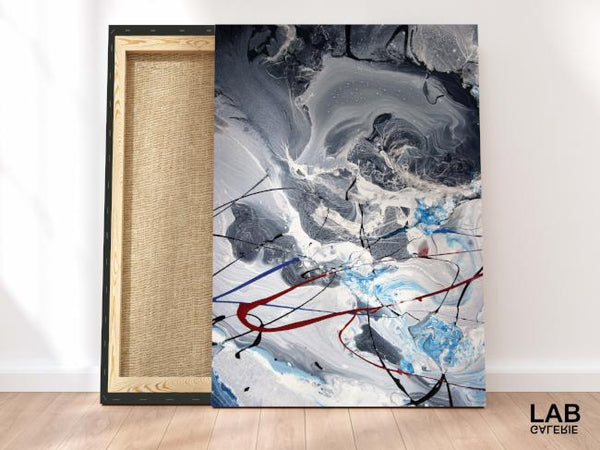 Luc Langlois - Bleunimanc  - Impressions sur Toile - Canvas Prints - Live Art Business - LAB