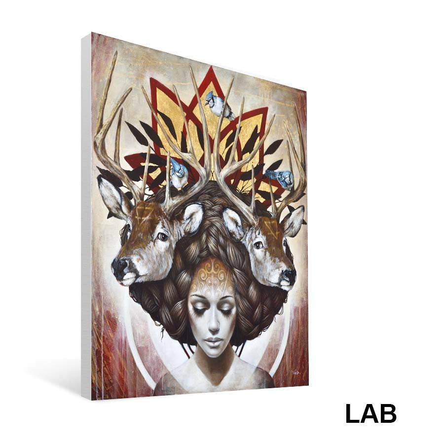 Sophie Wilkins - Douceurs de Virginie - Impressions sur Toile - Canvas Prints - Fini Satiné - Satin finish - Live Art Business - LAB