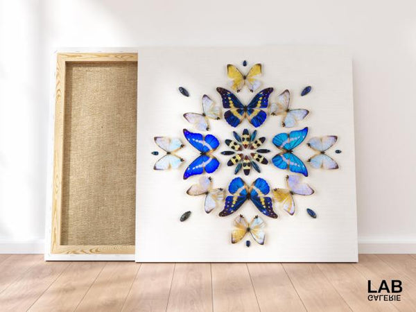 Mr Greenwood - Mandala Flight - Impressions sur Toiles - Canvas Prints - Live Art Business - LAB