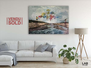 Elfée - Nostalgia - Original - Vendu - Sold - Live Art Business - LAB