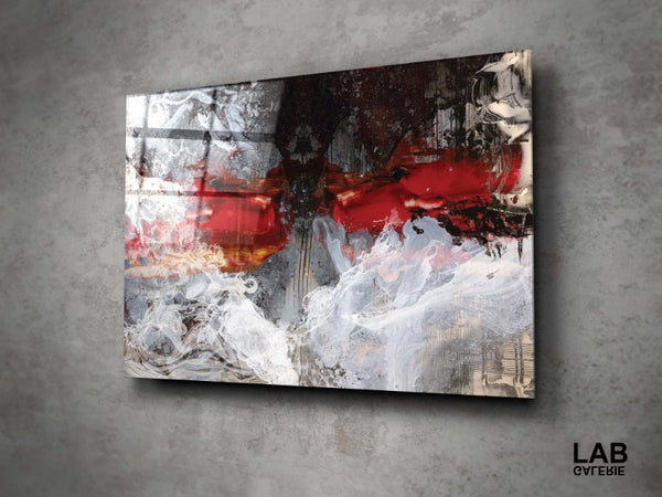 Luc Langlois - Pheonix - Acrylique Glacé - Clear Acrylic - Live Art Business - LAB