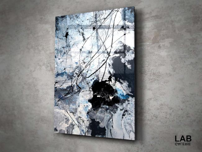 Luc Langlois - Tracend - Acrylique Glacé - Clear Acrylic - Live Art Business - LAB