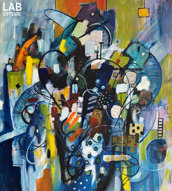 Volkan Çoban - Consecutive - Artist - Artworks - Original - Limited Editions - Turkey - Original - for - sale - Limited Editions - Montreal - LAB Estrimont - LAB du Domaine - Art Gallery - Galerie - Art - Estrie - Orford - Thetford Mines - Appalaches