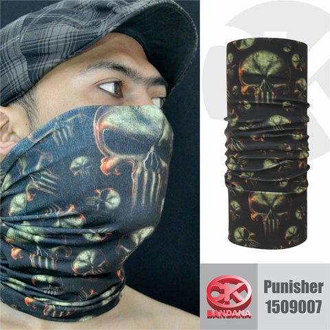 CK Bandana Punisher 1509007