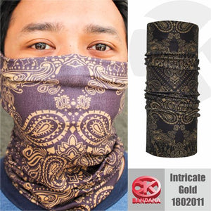 CK Bandana Intricate Gold 1802011