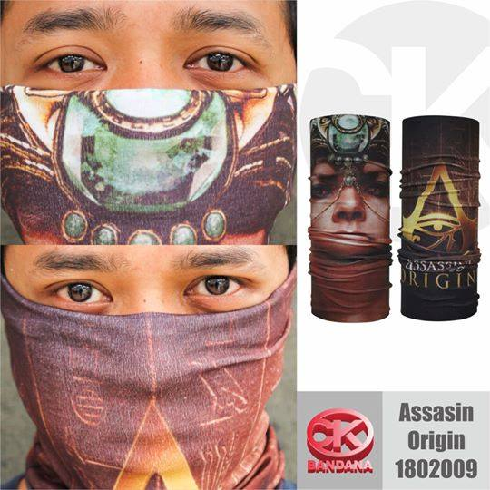 CK Bandana Assassin's Creed Origin 1802009