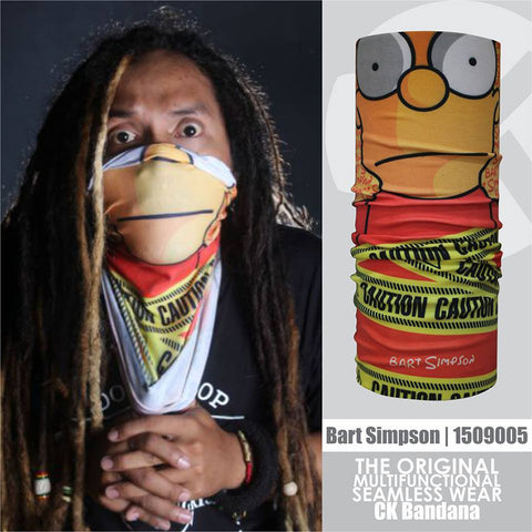 CK Bandana Barth Simpson 1509005