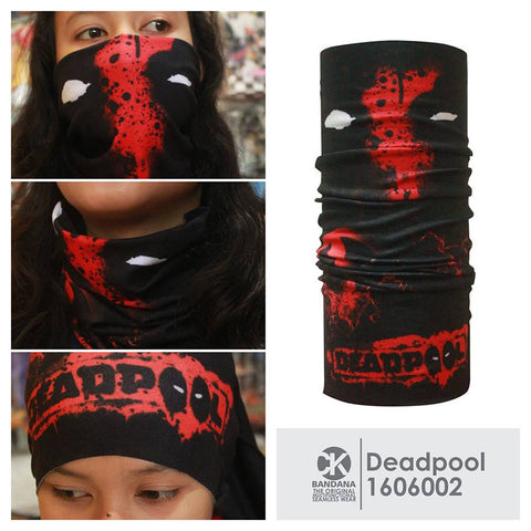 CK Bandana Deadpool 1606002