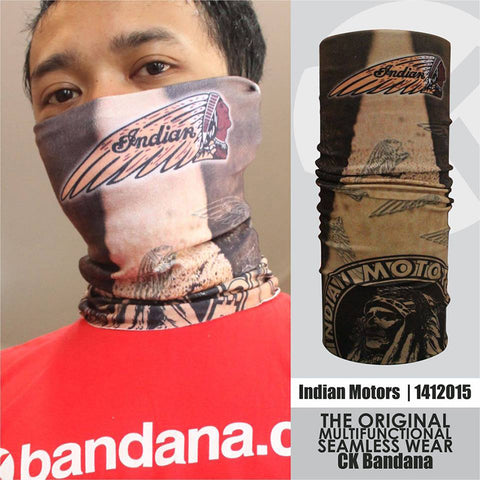 CK Bandana Indian Motors 1412015