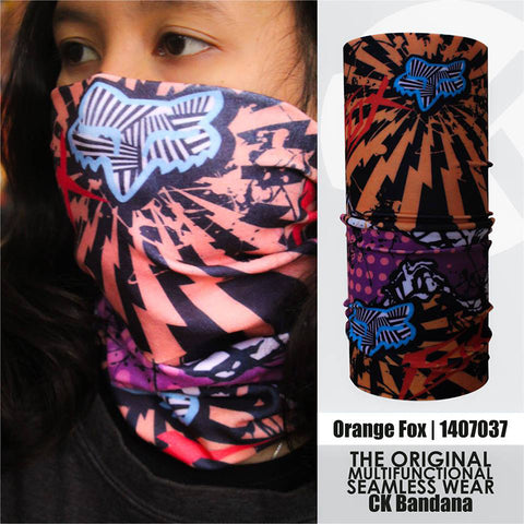 CK Bandana Orange Fox 1407037