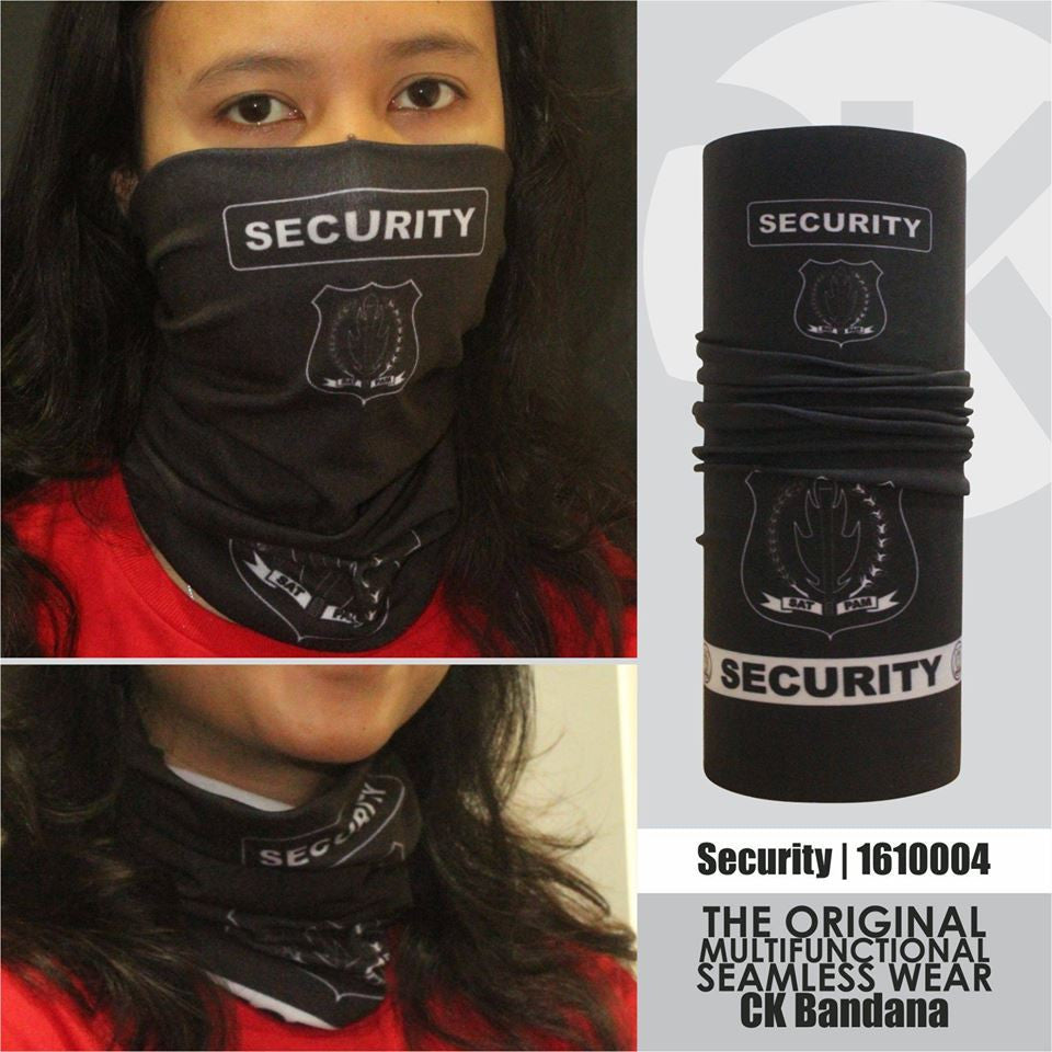 CK Bandana Security 1610004