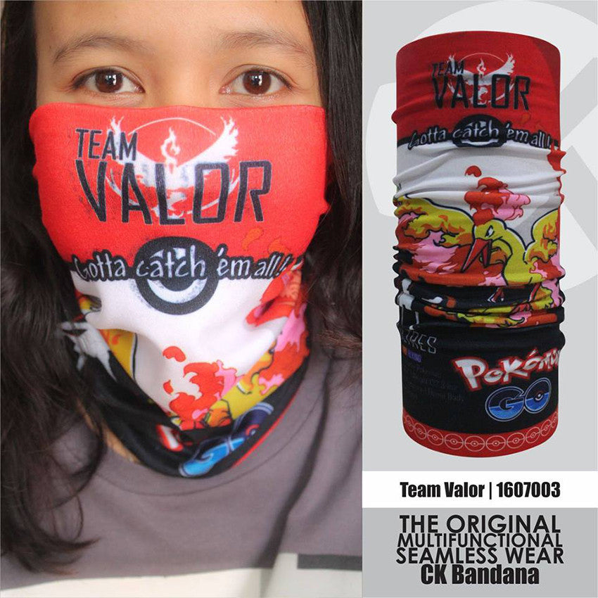CK Bandana Team Valor 1607003
