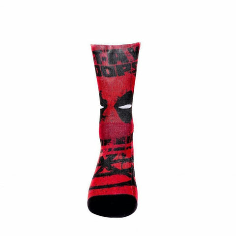 Kaus Kaki Stayhoops Deadpool