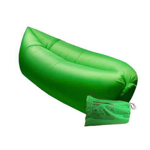 Lazy Air Bed Warna Hijau