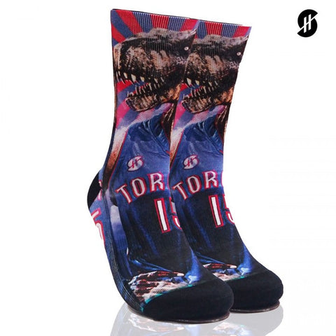 Kaus Kaki Stayhoops Raptors