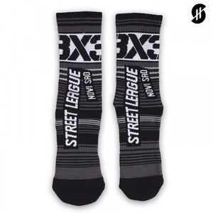 Kaus Kaki Stayhoops Street League Black