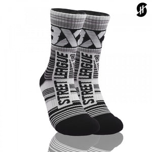 Kaus Kaki Stayhoops Street League White