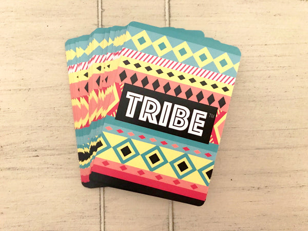 Tribe Card Game - Set of 3